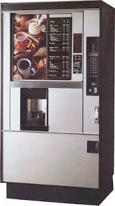 National 637 Coffee Vending Machine