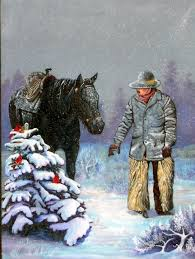 Leanin Tree Christmas Cards by Cowboy Christmas Christmas Pinterest Cowboy Christmas