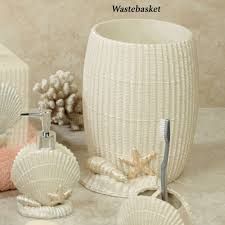 Paris Themed Bathroom Wall Decor by Bathroom Best Decoration Of Seashell Bathroom Accessories