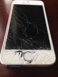 Cracked iPhone 5S Screen Repair in Tokyo