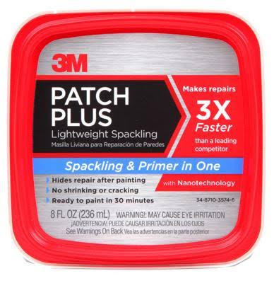 3M Patch Plus Primer Wall Repair - 8oz