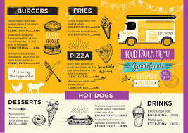 Food Truck Festival Menu Food Brochure, Street Food Template ... 333tacomenu Best Food Trucks Bay Area Truck Festival Menu Brochure Street Template Design Bombay For Bandra Kurla Hot Dog Swizzler Expands Its Allamerican At A New For With Handdrawn Menu The Guava Tree Eugenes Chicken Food Solarfmtk Hill Country Bbq Poketothemax Food Truck Menu Wicked Las Condes