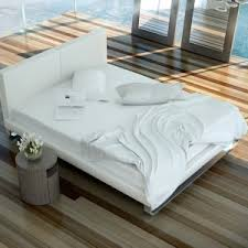 Modloft Ludlow Bed by Bedroom Luxury White Modloft Beds Design With Round Table And