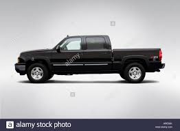 2006 Chevrolet Silverado 1500 LT In Black - Drivers Side Profile ... 2006 Chevy Silverado Dump V1 For Fs17 Fs 2017 17 Mod Ls Silverado 1500 Lift Kit With Shocks Mcgaughys Parts Chevrolet Reviews And Rating Motortrend Chevy Z71 Off Road Crew Cab Pickup Truck For Sale 2500hd Denam Auto Trailer Orange County Choppers History Pictures Roadside Assistance Lt Victory Motors Of Colorado Kodiak C4500 By Monroe Equipment Side Here Comes Trouble Truckin Magazine