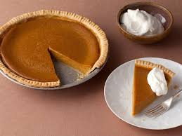Pumpkin Praline Pie Cooks Illustrated by Apple Butter Pumpkin Pie Recipe Paula Deen Food Network