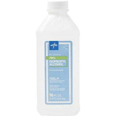 Medline Industries Isopropyl Rubbing Alcoholc