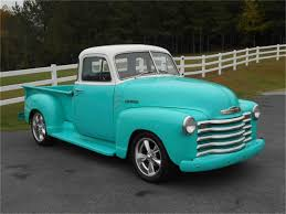 100 1951 Chevy Truck Chevrolet 5Window Pickup For Sale ClassicCarscom CC758288