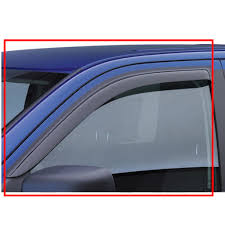 99-06 Chevy Silverado+GMC Sierra 2 Front Door Window Visor Rain Sun ...