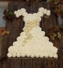 Rustic Bridal Shower Cupcake Dress Designed By Toni