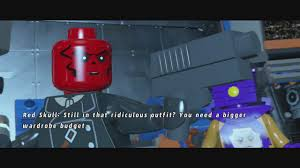 That Sinking Feeling Lego Marvel by Ccc Lego Marvel Super Heroes Guide Walkthrough Level 6 Red