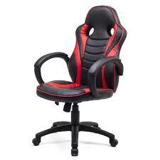 fauteuil bureau inclinable sportline fauteuil de bureau inclinable simili pu