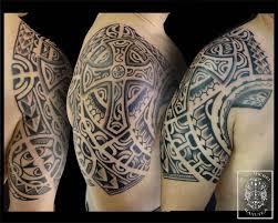 Tatouage Polynesien Polynesian Tattoo Two Marquesans Tattoos