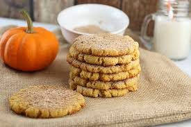 Paleo Pumpkin Cheesecake Snickerdoodles by Keto Pumpkin Snickerdoodle Cookies Ruled Me