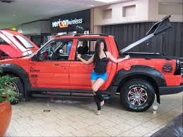 100 Ford Explorer Trucks 2004 Sport Trac Information And Photos ZombieDrive