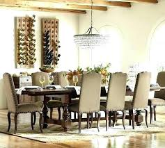 Pottery Barn Dining Room Chairs S Chair Covers