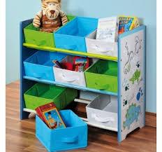 etagere pour chambre enfant meuble étagère pour chambre d enfant 9 paniers bleu ac deco