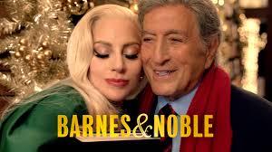 Barnes & Noble Lady Gaga & Tony Bennett The Inspiration Room