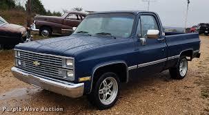 100 1984 Gmc Truck GMC C1500 Pickup Truck Item EF9928 SOLD November 7