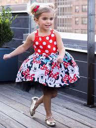 100 Mim Design Couture Disney Collection By Tutu Minnie Mouse Poplin Tutu Dress