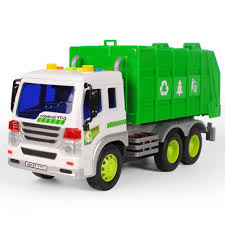 TOYS FEI Baby Road Cleaning Car Plastic Engineering Vehicles ...