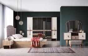 weltew schlafzimmer set beyoglu in 180x200 cm kaufen bei