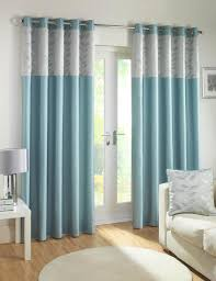 Lined Curtains For Bedroom by Eden Ready Made Eyelet Curtains Duckegg Free Uk Delivery