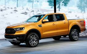 Ford Unveils Future Ranger Pickup For Segment Rivals Dominate | Reuters