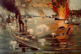Pictures Of The Uss Maine Sinking by The Spanish American War An Overview