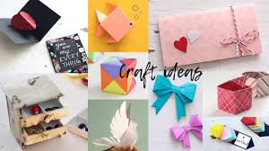 10 Lovely Paper Crafts