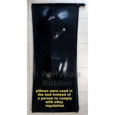 1m X 2 5m Black Rubber Latex Vacbed Vacuum VAC Bed Frame