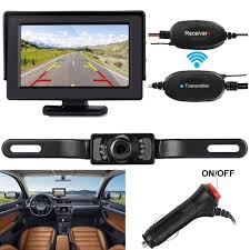 ZSMJ Wireless Backup Camera And Monitor Kit 9V-24V Rear View System ... 7inches 24ghz Wireless Backup Camera System For Trucks Ls7006w Zsmj And Monitor Kit 9v24v Rear View Cctv Dc 12v 24v Wifi Vehicle Reverse For Cheap Safety Find 5 Inch Gps Backup Camera Parking Sensor Monitor Rv Truck Winksoar 43 Lcd Car Foldable Wired 7inch 4xwaterproof Rearview Mirror 35 Screen Parking C3 C4 C5 C6 C7 Corvette 19682014 W 7 Pyle Plcmdvr8 Hd Dvr Dual Best Rated In Cameras Helpful Customer Reviews Three Side With