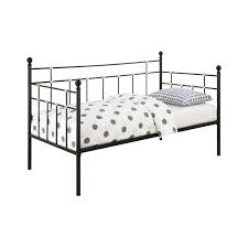 china metal daybed steel sofa bed metal black steel day bed
