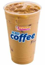 Get A FREE Medium Iced Coffee From Honesdale Dunkin Donuts Limited Time Offer Be