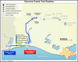 Creole1203 FERC Has Authorized Trunkline
