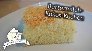 thermomix buttermilch kokos kuchen