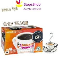 Dunkin Donuts Pumpkin K Cups by Deal Dunkin Donuts K Cup Packs Only 5 99 At Stop U0026 Shop 4 7