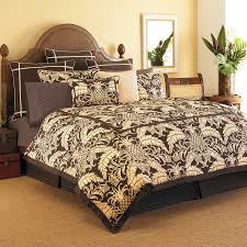 Ebay Queen Bed Frame by Tropical Bedding Sets Cape Verde Tropical Brown Palm
