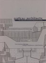 100 Patkau Architects Investigations Into The Particular By Taubman