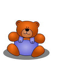 Teddy Bear Clip Art At Clker