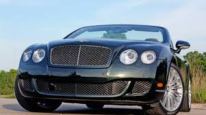 2010 Bentley Continental GTC Speed – above for high res image gallery The Bentley Continental GT
