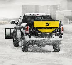 FISHER® Snowplows & Spreaders | Fisher Engineering