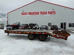 100 Utility Truck Parts 1992 Belshe T9 Trailer For Sale Farr West UT Rocky