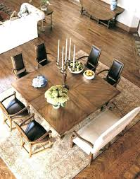 Large Square Dining Table Seats 8 Pedestal For Best