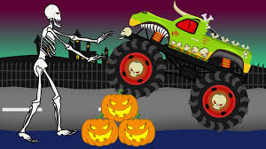 Monster Truck Halloween | Vehicles For Kids | Bajka Dla Dzieci ... Monster Trucks For Children For Kids Learn Lightning Mcqueen Truck Video Kids Rc Off Road 4wd Bigfoot City Us Amazoncom Creativity Custom Shop Boys Personalized Mugs Monster Truck For Children Train Engine Crash Hot Wheels Cars Make And Paint Your Own The Mini Hammacher Schlemmer Bigfoot Racing Room Wall Decor Art Cartoons Children Educational By Wanted Car Picture Quadpro Nx5 Remote Control 2wd 1 20