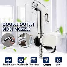 handheld wc badezimmer bidet sprayer duschkopf wasser düse