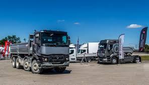Trucker LT Renault Trucks Turas Prancūzijoje | Trucker LT