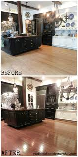 Fixing Hardwood Floors Without Sanding by No Sanding Non Toxic Wood Floor Refinishing Redhead Can Decorate