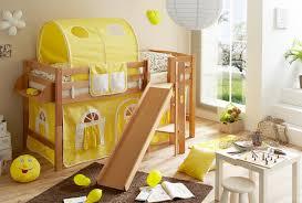 hochbett mit rutsche podestbett tino buche massiv natur teilbar mit farbauswahl kindermöbel und vieles mehr aileenstore de
