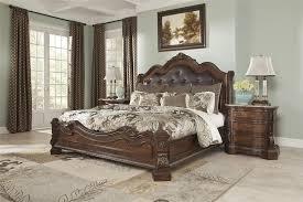 Ashley Furniture King Sleigh Bed Sets Best Choice Ashley