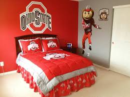 Ohio state bedroom decor photos and video